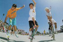 Skateboard Legends
