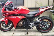 バイク / 我が家のバイク