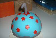 taarten door mij gemaakt