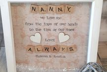 Nanny Birthday ideas