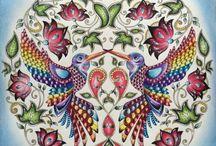 Joanna Basford Art