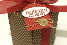 SU - gift box punch board