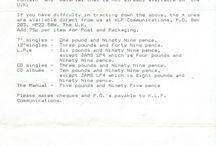 KLF Communications - Info Sheet Nine (June 1990)