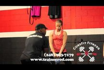 Watch Us in Action! / CoreFit video footage