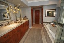Interiors: Bathroom / Bathroom Concepts and Ideas