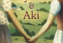 Sylvia & Aki Children's Novel / Reader Response Ideas to this award-winning novel Sylvia never expected to be at the center of a landmark legal battle; all she wanted was to enroll in school. Aki never expected to be relocated to a Japanese internment camp in the Arizona desert; all she wanted was to stay on her family farm and finish the school year.  Here is the remarkable story based on true events of Sylvia Mendez and Aki Munemitsu, two ordinary girls living in extraordinary times.