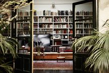 home//bookshelves / by Bethany Huang