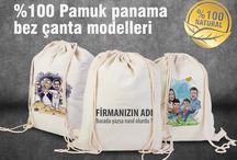 Panama Bez Çantalar