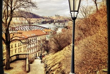 Hanging around Prague