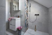 small bath..