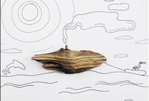 JEVO - driftwood sketchbook