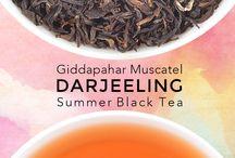 Darjeeling Teas / The Champagne of Teas