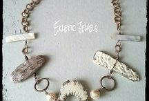 Ekletic Jewels - rustic and primitive