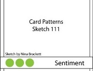 Card Sketches - Card Patterns blog / by Tania Brzovic