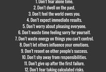 how to be a stronger person