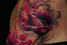 Water Color Tattoos / Water Color Tattoo Designs