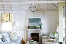 Home Decor: Wood Ceiling Inspiration