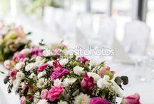 Wedding table decoration / Wedding table decoration