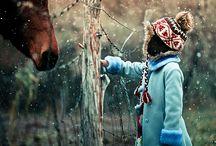 Horses for Kaia / by Shaelynn Christine