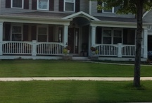 iNspiration ~ Porch / We have a great front porch.  I'm always looking for ways to update it for the summer. / by Robin Rix