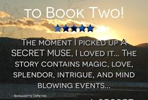 Reviews of A Secret Muse - Book 1 of a trilogy