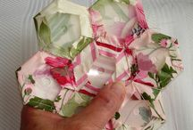 English Paper Piecing - hexi's