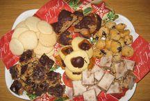 Weihnachtsplätzchen/Christmas Cookies / Weihnachtsplätzchen, die ich gebacken habe