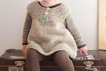 TUNICS CROCHET ENFANTS
