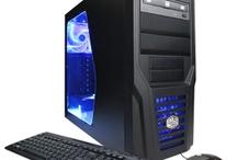 CyberpowerPC Desktop / CyberpowerPC Desktop PCs