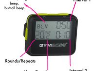 Gymboss Info and How To's / Our Timers- How they work, their features, and example workouts to try! / by Gymboss Timers