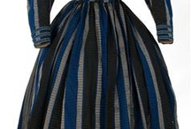 1850s-1850s original gowns / by Ruth Horstman