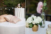 California Wedding Reception