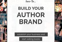 Forfatter: Markedsfør deg selv! / Nyttig for de som satser og vil markedsføre seg selv og bøkene.