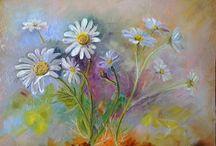 Paintings by Olesya Lopatina