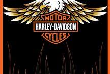Harley Davidson Board Designs