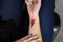 Wrist Tattoos / The best thing about wrist tattoos is that they are eye catching in nature, wrist being a prominent part of the body. The tattoos need not be very large to attract attention more at http://fabulousdesign.net/wrist-tattoos-men-women/