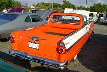 El Cameno Ranchero & Other / Car Truck Hybreds / by Don Martens
