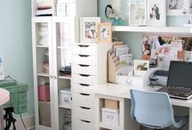HDH: Home Office / Ideas and inspiration for that office