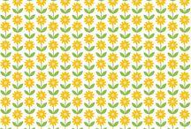 Floral / 花模様