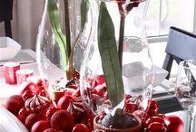 Deco table Noël