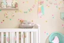 Up in the Clouds Nursery Inspiration