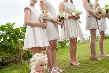 Flower Girls Ring Bearers and Dogs!