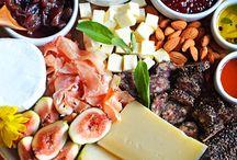 tábuas de queijos