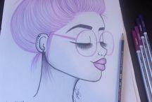 dibujos mios