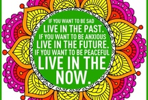Sayings to Live by