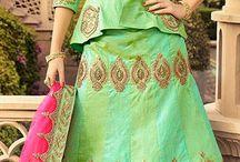 Mehendi Designer Outfits