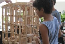 Empower your Child / Empower your child to use his or her imagination with KAPLA building blocks