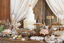 Buffett Tables-Desserts