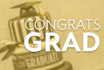 Congrats Grad / Celebrate graduation with grad cakes, cupcakes, and other treats that make the grade. Get ideas to match the graduate's personality for a one-of-a-kind grad party.