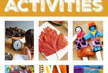 Oktober aktiviteter